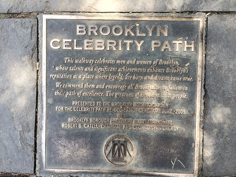 Honoring luminaries who have been connected to Brooklyn