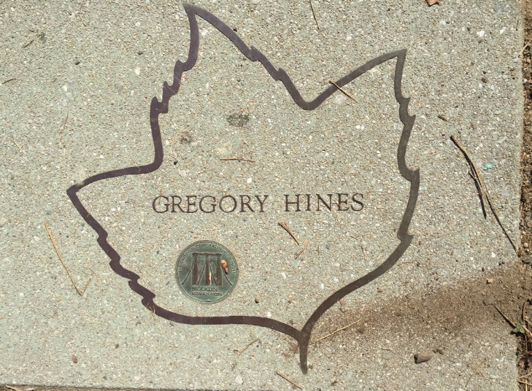 We miss the persona of Gregory Hines.