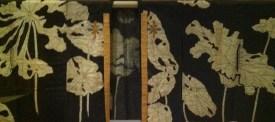 Japanese Lotus Print Garment